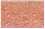 Red - Limestone Pattern